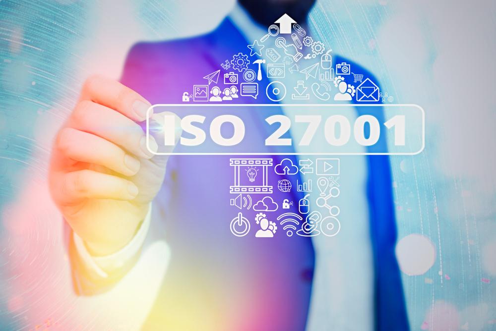 Zertifizierung nach ISO 27001